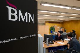 Bankia no asegura si mantendrá la marca BMN-Sa Nostra tras la fusión