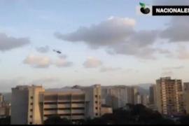Un policía rebelde roba un helicóptero y dispara contra el Tribunal Supremo de Venezuela