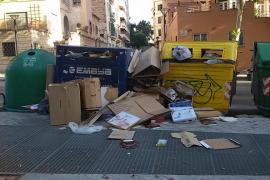 Emaya se disculpa por las carencias en la recogida de residuos durante las últimas horas