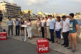 Garrido presenta su candidatura a liderar los Socialistas de Mallorca