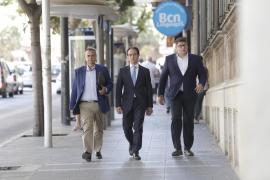 Gijón llega a los juzgados para declarar ante el juez