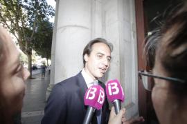 Álvaro Gijón: «No he hecho absolutamente nada ilegal»