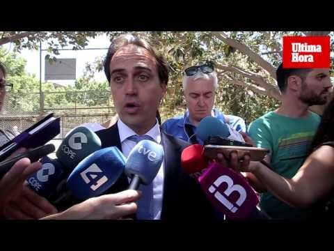 Álvaro Gijón, tras su declaración: «He podido demostrar que no hay nada ilícito»