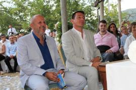 El presidente Ensenyat hace un alegato a favor del amor en el día del Orgullo