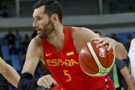 Rudy Fernández, fuera de la lista para el Eurobasket