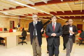 El Govern ofrece el Parc Bit a emprendedores empresariales