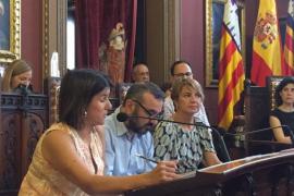Gijón no acude al pleno del Ayuntamiento de Palma