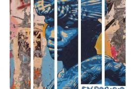 El arte urbano de Zon se expone en Spaint