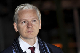 El juez británico aprueba la extradición a Suecia de Julian Assange
