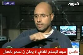 Los rebeldes, a las puertas de Trípoli