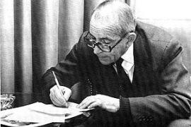 Joan Manresa recita a Salvador Espriu