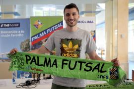 Lolo: «Nosotros queremos ganar títulos con el Palma»