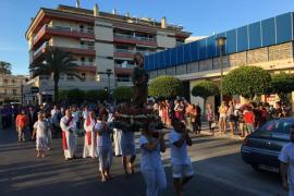 Los núcleos costeros de Mallorca celebran la festividad de Sant Pere