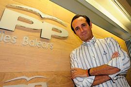 El PP ratifica a Bauzá como candidato a la presidencia de Balears