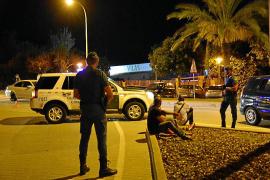 Aumentan los controles policiales para frenar la venta de droga en Punta Ballena