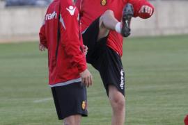 Ramis vuelve a los entrenamientos y podría reaparecer ante el Barça
