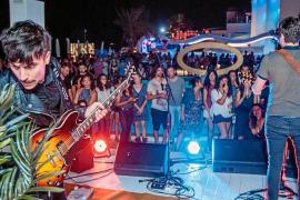 La guitarra como unión en Dorado Live Shows