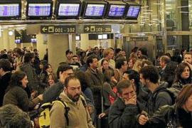 La Fiscalía remite al juez el expediente contra los controladores que se declararon en huelga en Palma