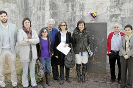 El Mur de la Memòria pondrá nombre y apellidos a las víctimas del franquismo