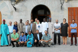 Los portavoces políticos de Inca se reúnen con asociaciones musulmanas del municipio y la Policía