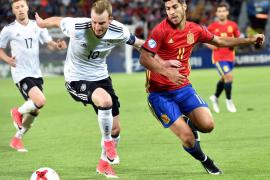 Alemania anula las virtudes de España y conquista el Europeo