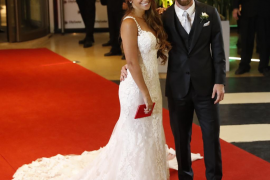 Messi se casa en Argentina rodeado de la elite del fútbol y con una férrea seguridad