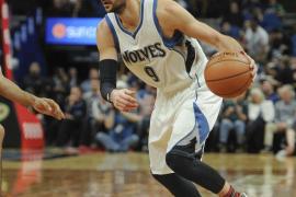 Ricky Rubio deja los Minnesota Timberwolves y pone rumbo a los Utah Jazz
