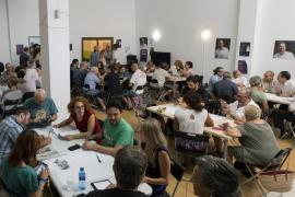 Podemos califica de «éxito de convocatoria» el caucus de Palma