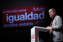 Unai Sordo, nuevo secretario general de CCOO