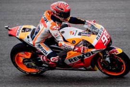 Márquez no falla y vuelve a ser el más rápido en Sachsenring