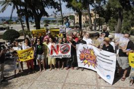 El GOB y Amics de la Terra denuncian los impactos de la «masificación turística»