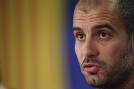 Guardiola advierte que las bajas no pueden servir de excusa