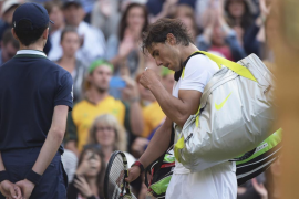 Rafael Nadal encara el asalto de Wimbledon y el número uno