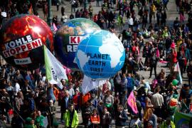 Miles de manifestantes protestan en las calles de Hamburgo contra la cumbre del G20
