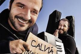 Àngel Martín y Ricardo Castella presentan 'Nunca es tarde'