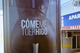 Polémica en Málaga por la campaña publicitaria de 'CómemeToErHigo'