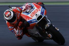 Lorenzo: «Esperaba una carrera muchísimo peor, salvamos una situación muy complicada»