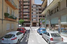Buscan a un conductor que intentó atropellar a una pareja deliberadamente en Palma