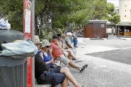 Un informe dice que Emaya ha dejado de limpiar parques de forma unilateral