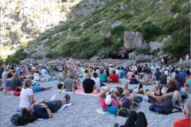 El Torrent de Pareis vibró en un gran concierto de la Capella Mallorquina