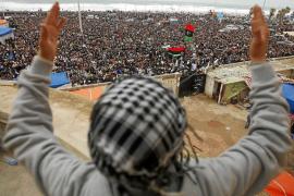 Ban Ki-moon pide «medidas concretas» a la ONU para acabar con el régimen libio