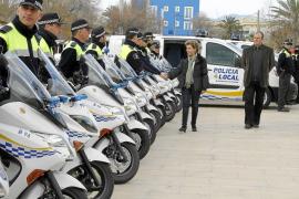 La Policía Local renueva su flota