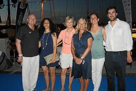 Cóctel de inauguración de la Superyacht Cup