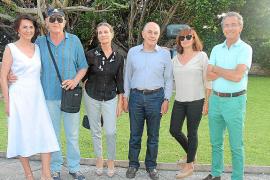 Inauguración de 'Miró mai vist'