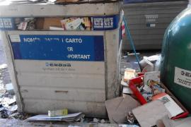 El PP pide a Noguera que intervenga para solucionar la suciedad en calles y parques de Palma