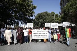 «Los senegaleses somos vendedores, no delincuentes»