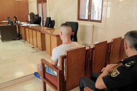 Un preso en tercer grado confiesa haber abusado de una menor en Biniamar