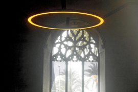 La apertura de sa Llonja se retrasa hasta mayo debido a la iluminación