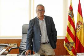 Vicent Torres, ingresado en Can Misses por un ictus