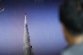 Corea del Norte anuncia que ha probado con éxito un misil intercontinental